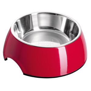 Melamine Feeding Bowl Rosso - Hunter