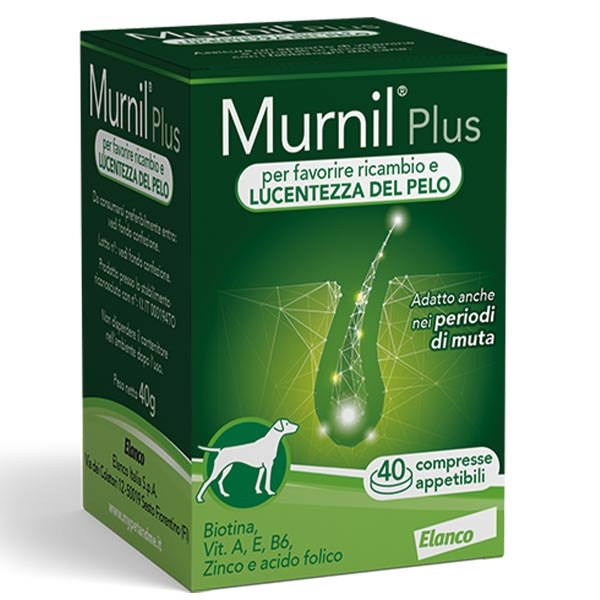 Murnil Tabs - Bayer - Sano e bello