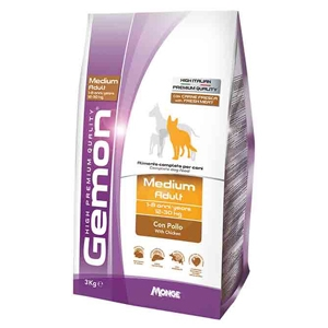 Gemon Dog Medium Adult con Pollo - Gemon