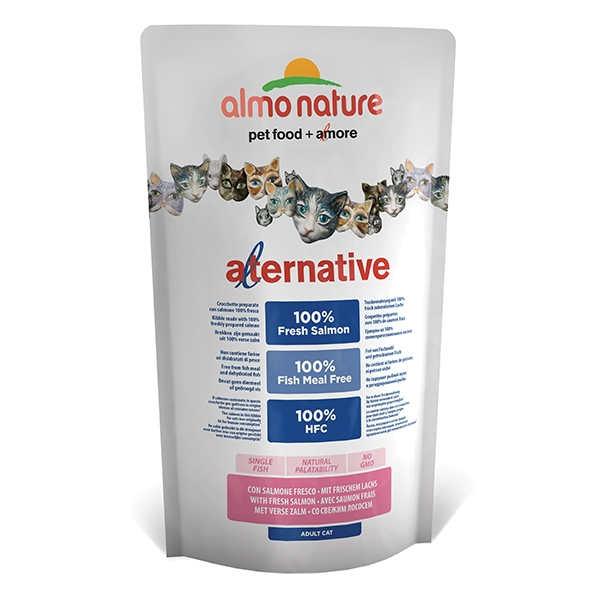 Almo Nature - HFC Alternative con Salmone Fresco