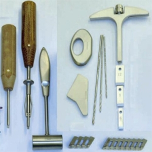 veterinary instrumentation - Kit Strumenti per TTA