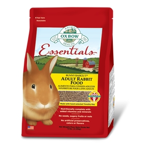 Essentials Adult Rabbit Food - Oxbow Animal Health