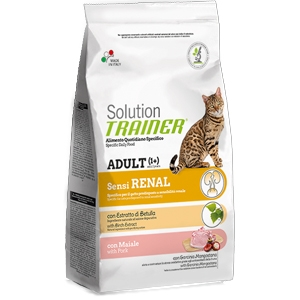 Trainer (Nova Foods) - Adult Solution Sensirenal con Maiale