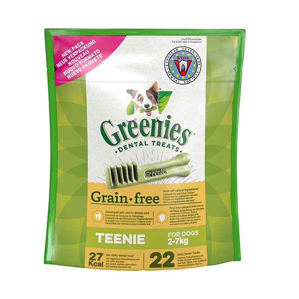 Greenies - Multipack Teenie Grain Free