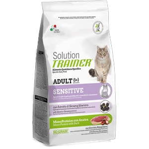 Trainer (Nova Foods) - Adult Solution Sensitive con Anatra