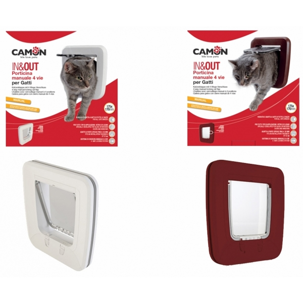 In & Out Access Manual - Camon