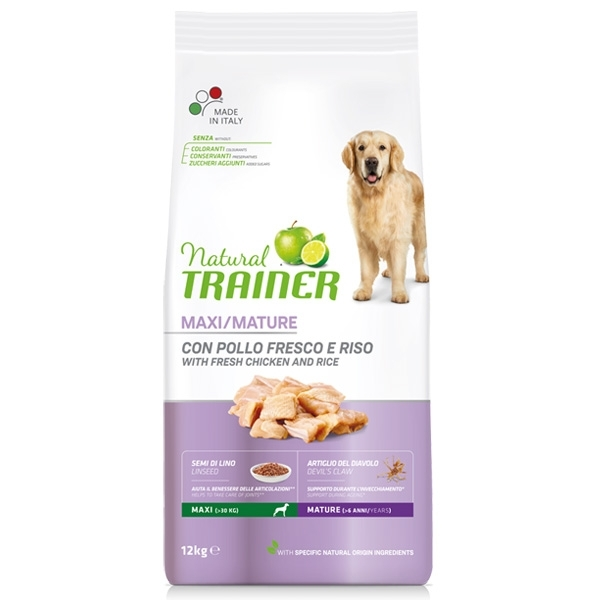 Trainer (Nova Foods) - Natural Maturity