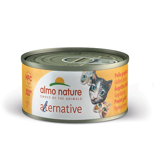 Almo Nature - HFC Alternative Pollo Grigliato