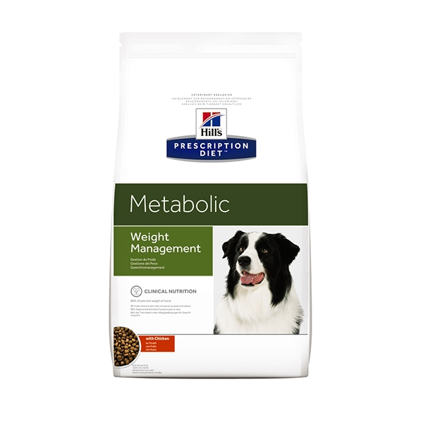 Prescription Diet Metabolic Weight Management - Hill's Pet Nutrition