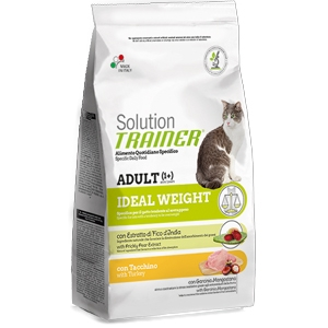 Trainer (Nova Foods) - Adult Solution Ideal Weight con Tacchino