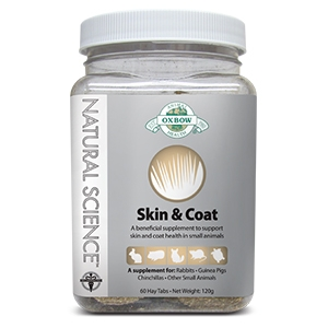 Oxbow Animal Health - Natural Science Skin and Coat