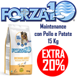 Forza10 Maintenance con Pollo