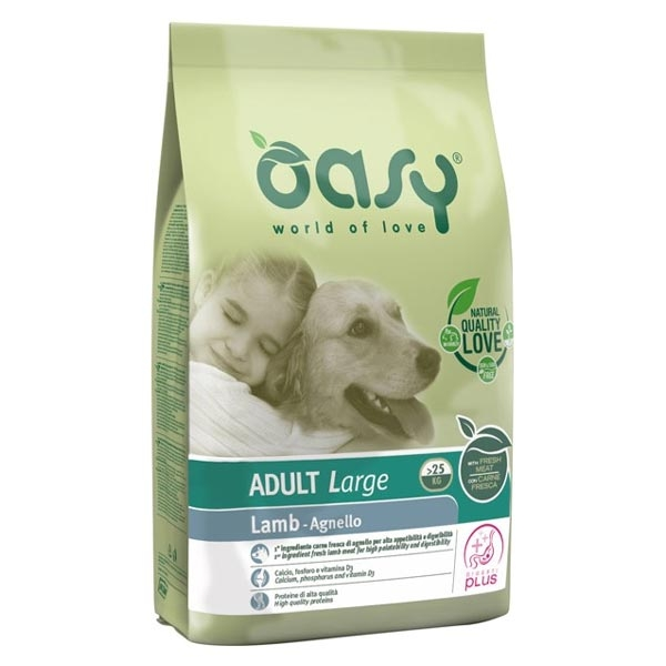 Oasy - Adult Large Agnello