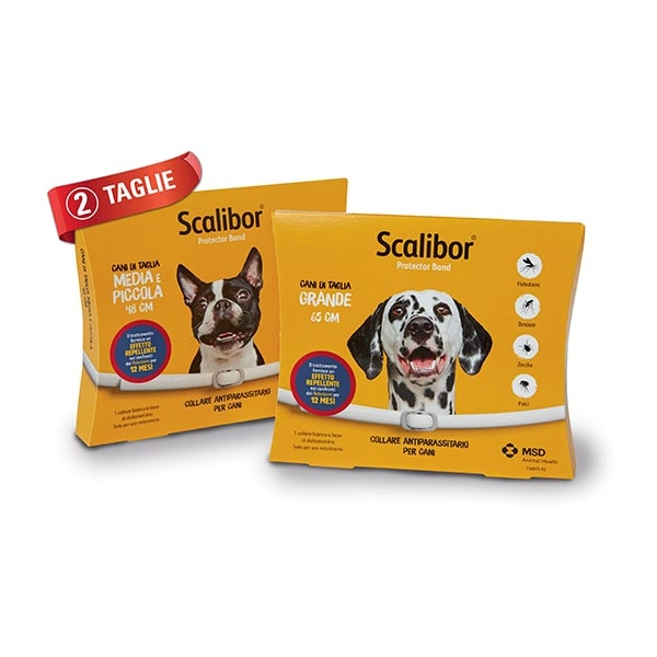 MSD Animal Health - Scalibor ProtectorBand