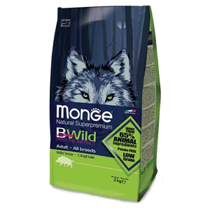 Monge - BWild All Breeds Adult al Cinghiale