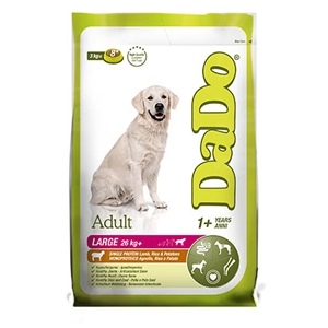 Dado - Adult Large Breed Agnello, Riso e Patate